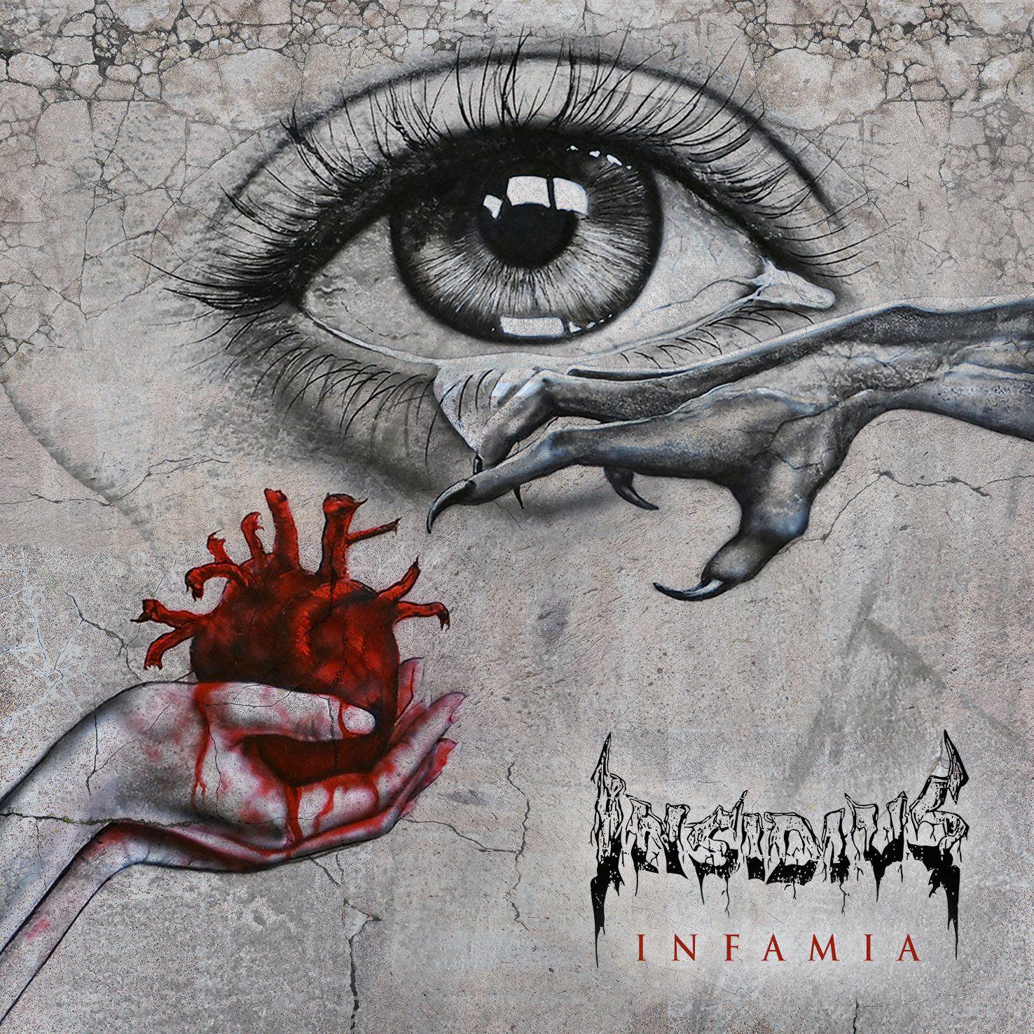Insidius: Infamia - Death metal album
