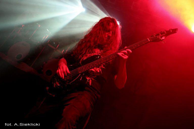 "Death metal concert in Warszawa ""Progresja"" 31.08.2018"
