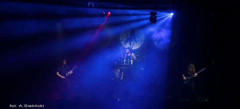 "Death metal concert in Toruń ""Od nowa"" 1.09.2018"