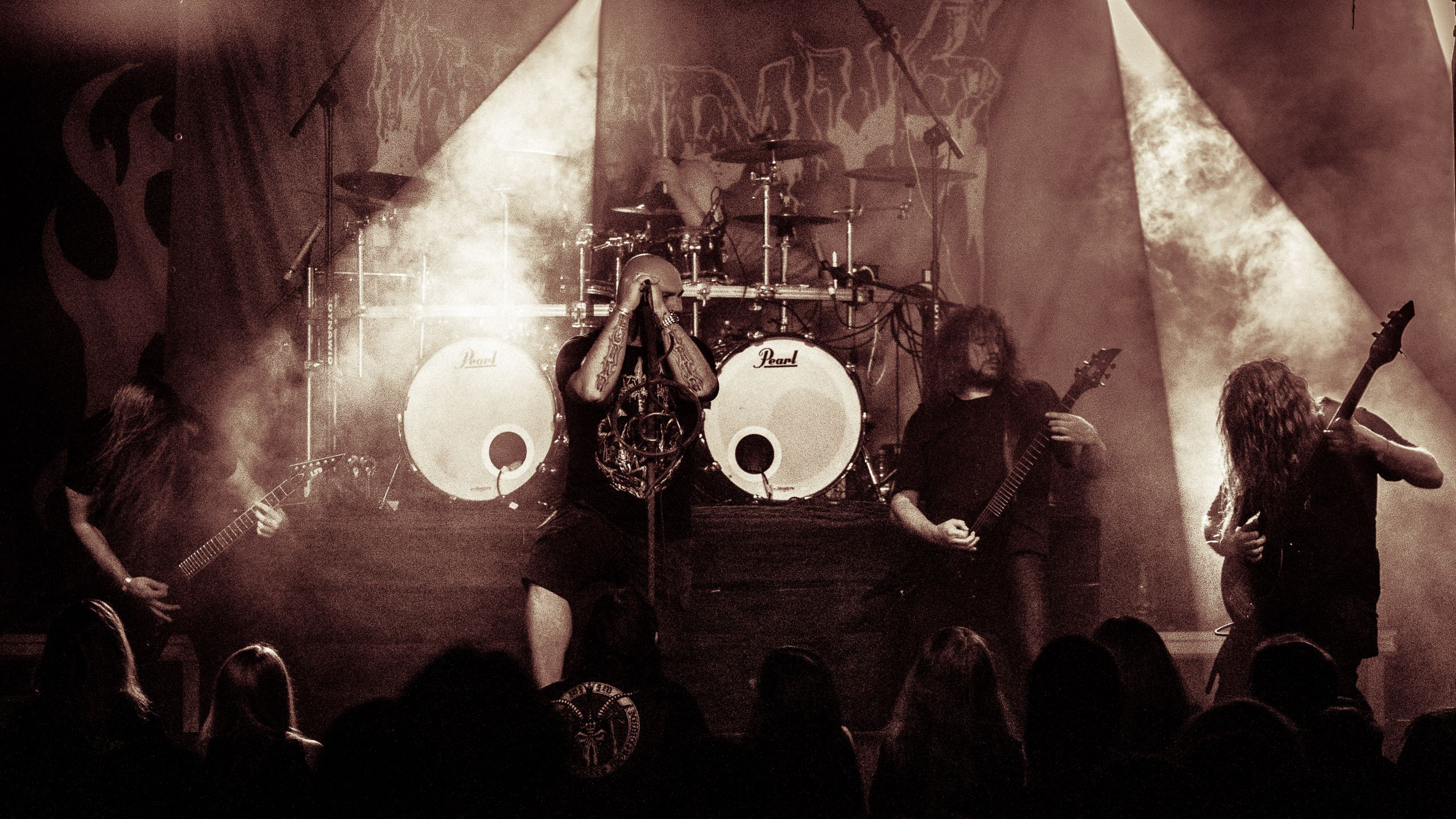 Insidius Death metal music
